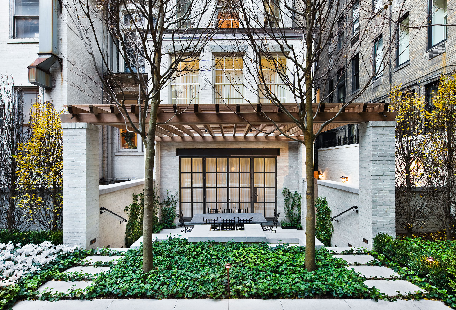 Fifth Avenue Townhouse