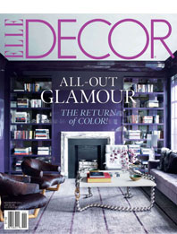 Elle Decor November 2011
